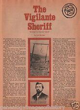 Henry Plummer - The Vigilante Sheriff -Beidler,Crawford,Helm,Ives,Saunders,Yager