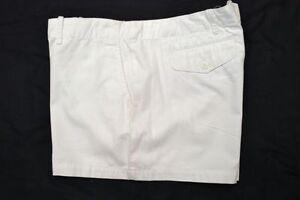 Ralph Lauren White Shorts NWT 14