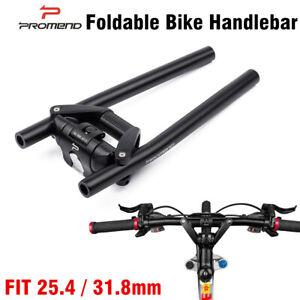 Aluminium MTB Mountain Bike Handlebar Bicycle Riser Bar 31.8*700mm Rise up 40mm