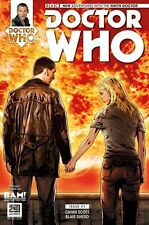 DOCTOR WHO: THE NINTH DOCTOR #1 BAM! Books-a-Million 2NC Nine & Rose Variant, NM