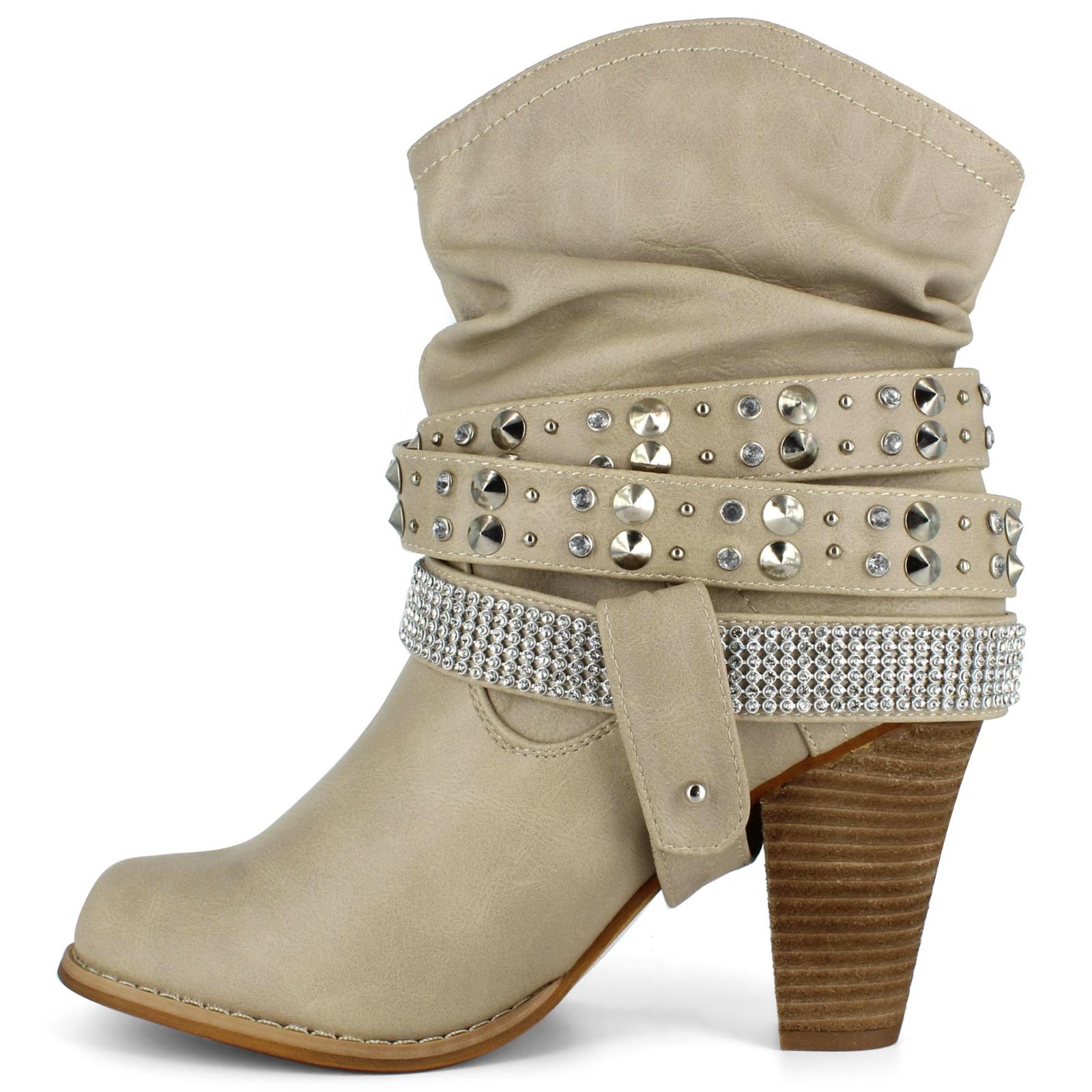 Damens's Bootie Dolce Bundles Bootie Damens's Ivory Größe 10 #NJZU6-592 959423