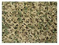 Large Ultra-lite Multicam Camo Netting Tarp Shelter 7'10x19'8 Military Quality