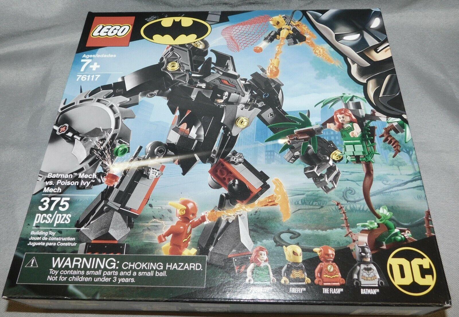 Poison Ivy Mech 76117 38525891 DC Super Hereos Batman Mech vs