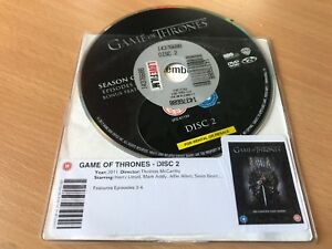 GAME-OF-THRONES-SEASON-1-6-MISSING-A-DISC-99P-PER-DISC