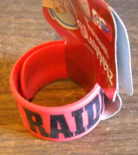10 LOT FOREVER TEXAS TECH RED RAIDERS SLAPPERS SLAPPERZ BRACELETS NCAA NIP