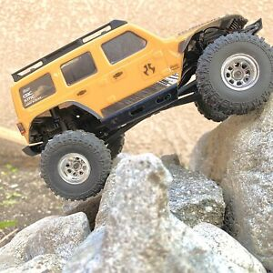 Rock Sliders For Axial Scx24 Mini Crawler