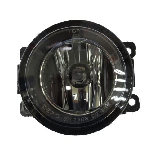 Fog Light Assembly Maxzone 315-2031N-AQ