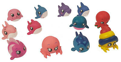 DeAgostini Magiki Sea Friends komplett Set alle 12 Figuren Seafriends ohne Shery