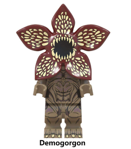 New Minifigure Rare Custom Lego Demogorgon Collection Stranger Things Movie