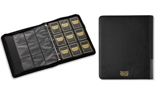 Dragon Shield Card Codex Black Portfolio Binder