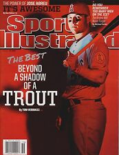 May 12, 2014 Mike Trout L.A. Angels Regional Sports Illustrated NO LABEL