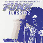Funk Classics Vol. 2 by Various Artists (CD, Jul-2007, Basix Records)
