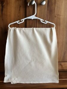 New Flour Sack Towels Natural White Gourmet Craft Blank