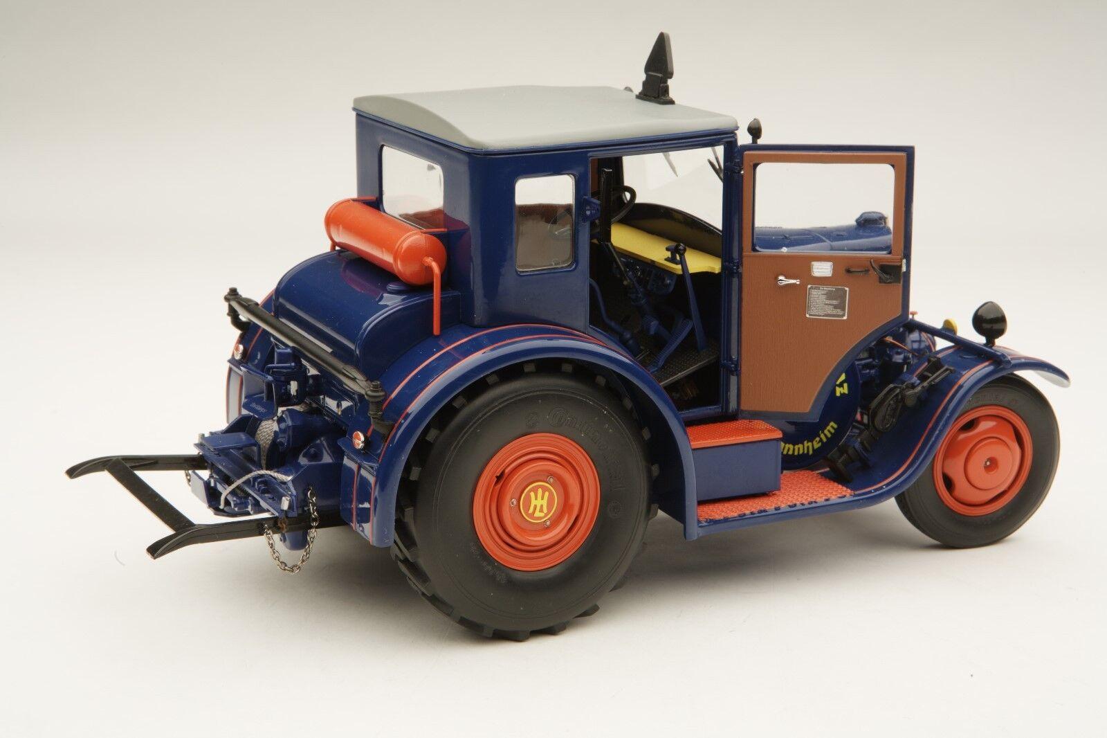 Schuco   Lanz Eilbulldog Farming Tractor   Closed Cabin   1 18   SHU00120