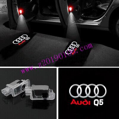 4 Pcs Car LED Door Courtesy LED Laser Projector Welcome Lights