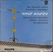 ALLELUIA - DOMINIQUE = FLEUR DE CACTUS - RESURRECTION # SOEUR SOURIRE