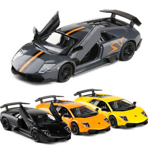 Lamborghini-Murcielago-LP670-4-SV-1-36-Scale-Car-Model-Diecast-Gift-Toy-Vehicle