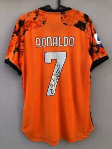 The Best Juventus Orange Jersey Ronaldo