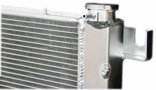 4 Row Aluminum Radiator for Dodge Ram 2500 3500 5.9L Diesel Cummins 1994-2002 01