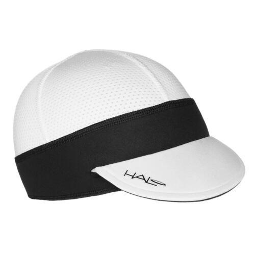 White Blocks Sweat and Fits Under Helmet New Halo Headband Visor band