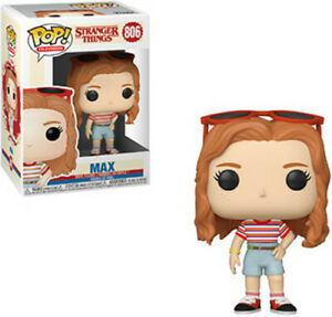 Stranger-Things-Max-In-Mall-Outfit-Funko-Pop-Television-Toy-New