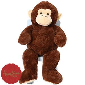 100cm Soft Plush Madison Monkey Present Giant Chimp Toy Christmas
