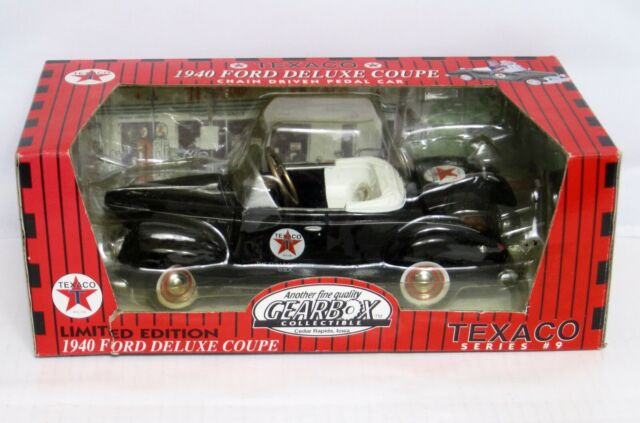 Gearbox Texaco 1940 Ford Deluxe Coupe Pedal Car