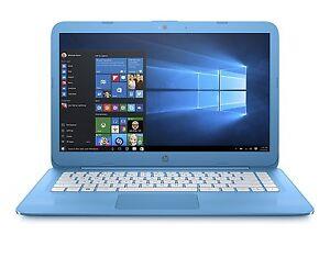 HP-Stream-14-ax000na-14-034-Laptop-Intel-Celeron-32GB-eMMC-4GB-RAM-Windows-10-A