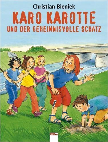 Karo Karotte und der geheimnisvolle Schatz von Christian Bieniek (2004, Gebunde…