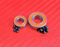 Hybrid Ceramic Ball Bearings Fits Daiwa Black Widow Baitcaster Abec-7 Bearing