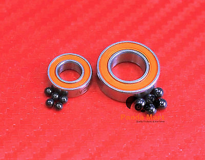 Hybrid Ceramic Ball Bearings Fit DAIWA T3 BALLISTIC (SPOOL) - ABEC-7 Bearing