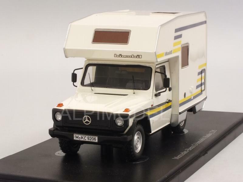 Mercedes G-Bimobil Husky 2351984 1 43 AUTO CULT 09006