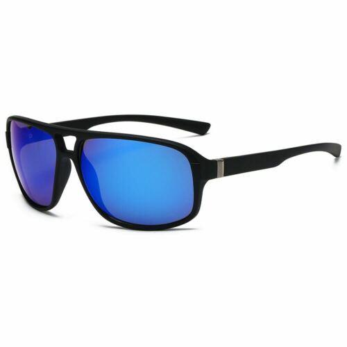 HOT Fashion Square Frame Sunglasses Men Driving Outdoor Sports Fishing Eyewear