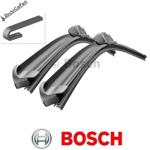 Bosch aerotwin plat balais d/'essuie-glace avant paire set pour lexus IS200t choix 1//2 15-on