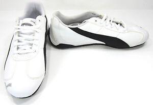 3913e640f6fe9f Puma Shoes Repli Cat III 3 LT Athletic White Black Sneakers Size 8 ...