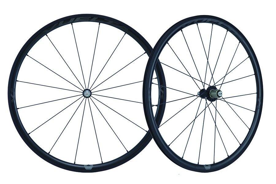 Vuelta Carbon Pro V1 Hand Built Road Tubular Wheelset