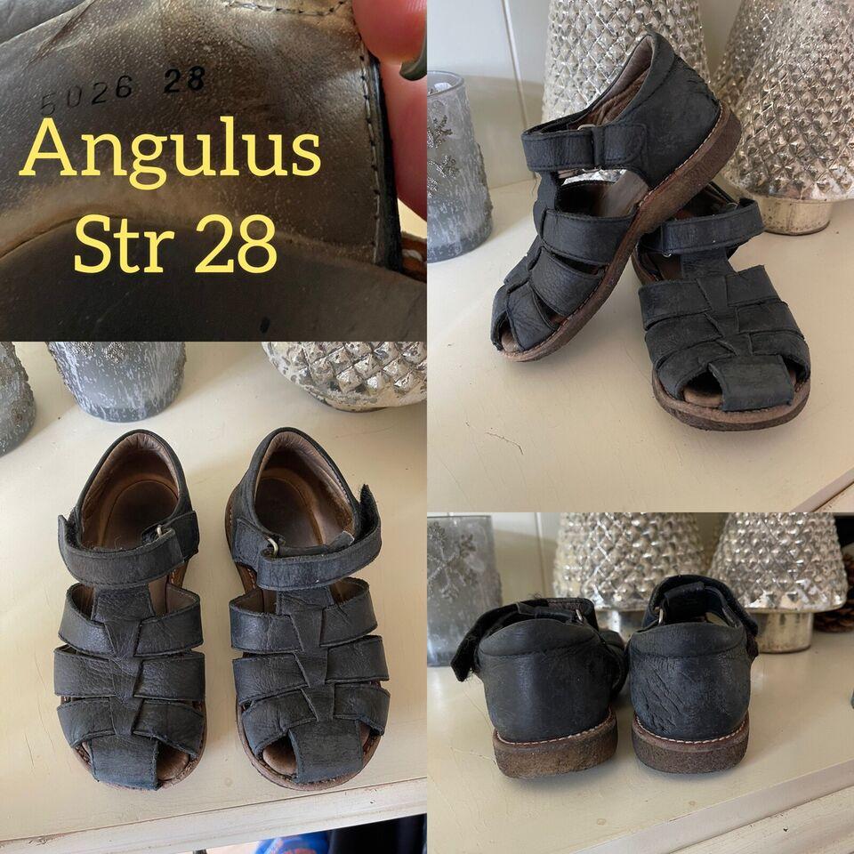 Sandaler, str. 28, Angulus