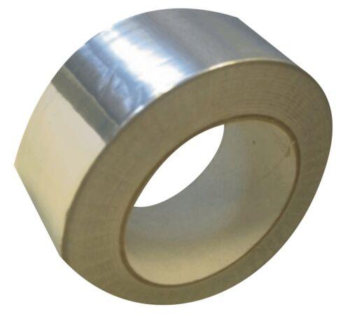 Aluklebeband 50mmx50m Alu Klebeband Aluminiumband reines Aluminium Aluband