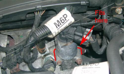 34A AGR Ventil Verschlussplatte Blinddichtung für Opel 1.6 16V Z16XEP Z16XE1