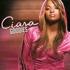 Goodies by Ciara (CD, Sep-2004, LaFace)