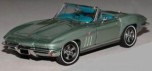 1 1966 Corvette Chevrolet Built 20 Sport 25 Race 16 Car 18 Vintage