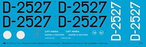 Peddinghaus-3102-1-72-JU52-3m-Lufthansa-d-2527-RICHTHOFEN-Maquina-para-viajar-H