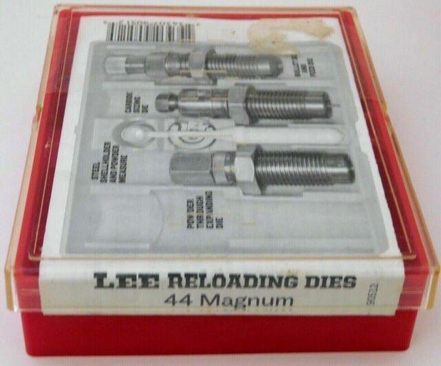 for sale online Silver Lee Precision .44 Magnum Carbide 3-Die Set