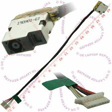 HP CBL00666-0170 Dc Jack Zócalo Puerto de alimentación con conector de Cable Arnés