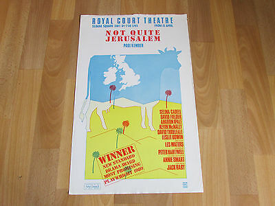 1980 Royal Court Theatre Poster, Kember Laminate Flooring