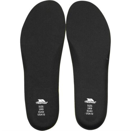 Trespass OUTRUN Comfort Replacement Shoe Insoles Medium ARCH HEEL SUPPORT UK 8