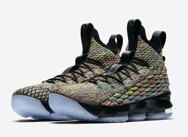 Size 18 Nike Lebron 15 XV Four Horsemen
