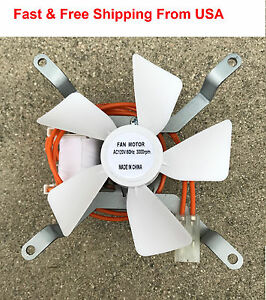 replacement induction fan for traeger electric wood pellet smoker