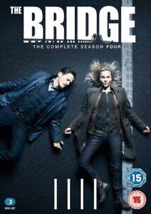 Neuf The Bridge Saison 4 DVD Région 2