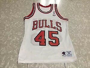 michael jordan 45 basketball jersey